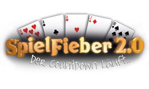 Spielfieber 2.0 der Countdown läuft